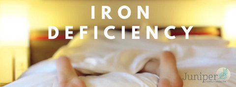 Could Iron Deficiency Be The Cause Of Your Fatigue?