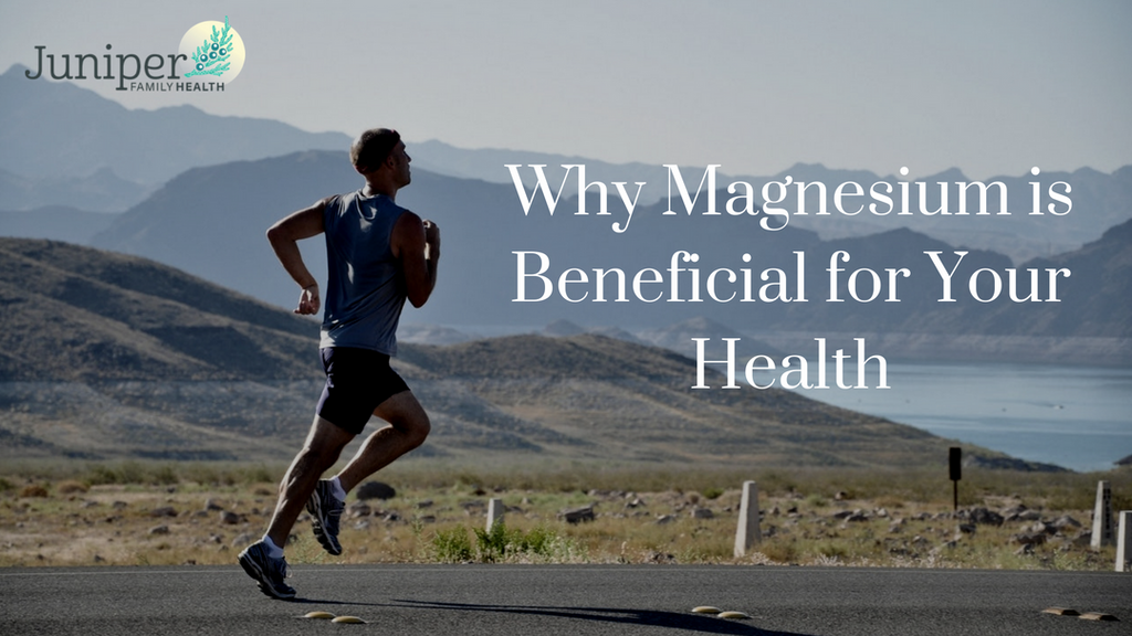 Why Magnesium Is Beneficial For Your Health