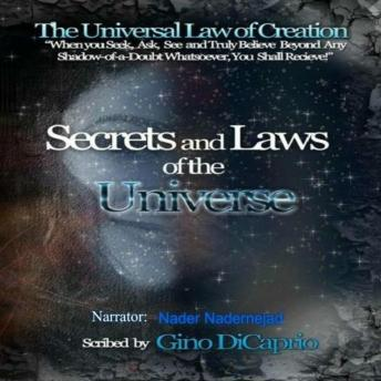 The Universal Law of Creation, Chronicles: Book I: Secrets and Laws of the Universe