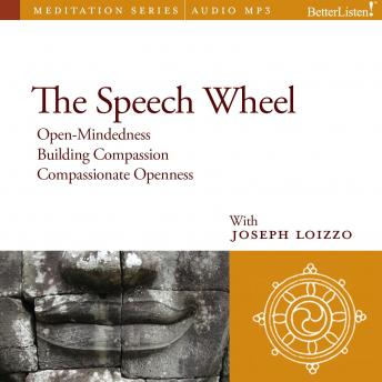 The Speech Wheel: Compassion and Social Healing Guided Mediations from the Nalanda Institute