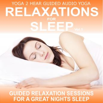 Relaxations for Sleep