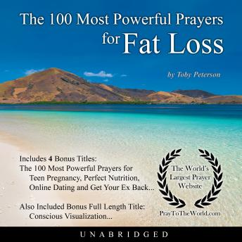The 100 Most Powerful Prayers for Fat Loss