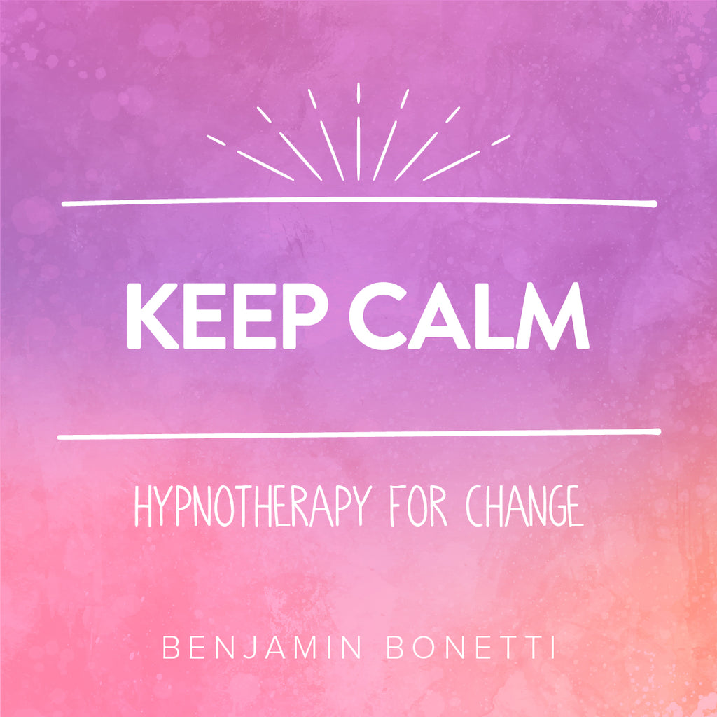 Keep Calm - Hypnotherapy For Change