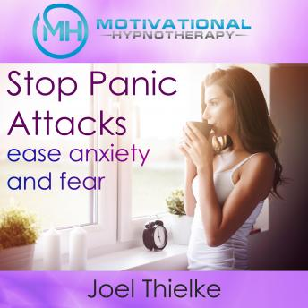 Powerful Panic Attack Help, Train Your Brain to Ease Anxiety and Stress with Self-Hypnosis and Meditation