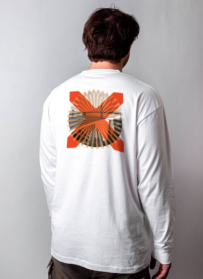 Downtown Long Sleeve Tee - Lucky Lager