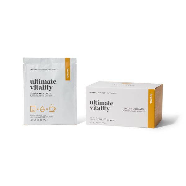 Ultimate Vitality - 8 Pack