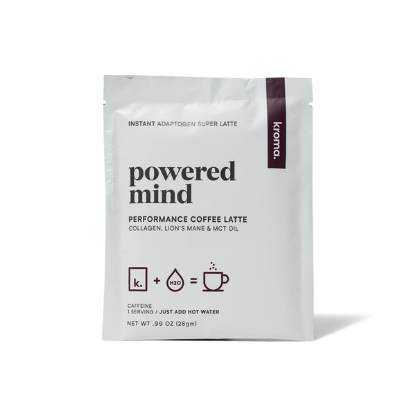 Powered Mind - 8 Pack