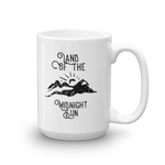 15 oz Coffee Mug - Land of the Midnight Sun