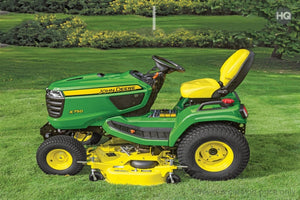 X750 Commercial Ride-On Mower