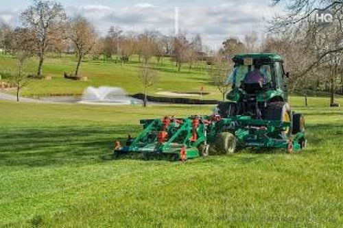 Wessex CRX-410 Sports, Golf and Turf Mower