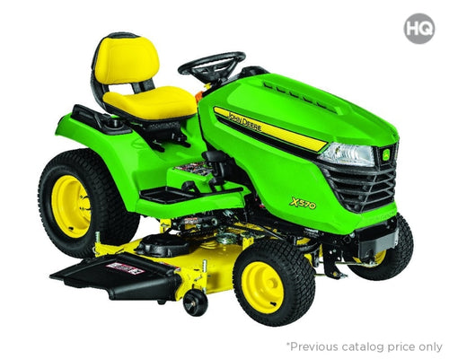 X570 Residential Ride-On Mowers