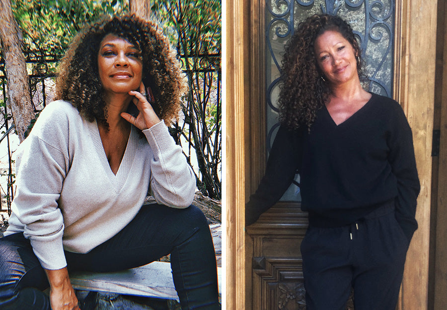 MODERN ICONS: Wendi Levy and Kim Etheredge