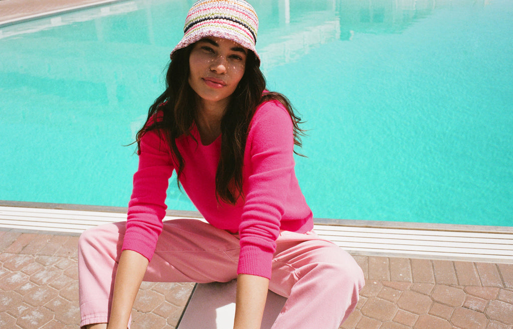 Essential Cashmere Sweaters Image