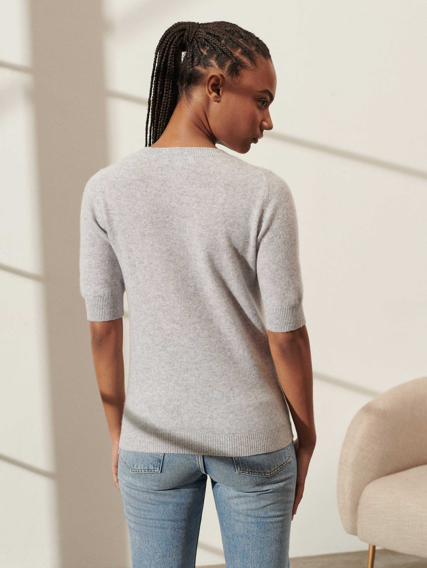 Essential Cashmere Tee