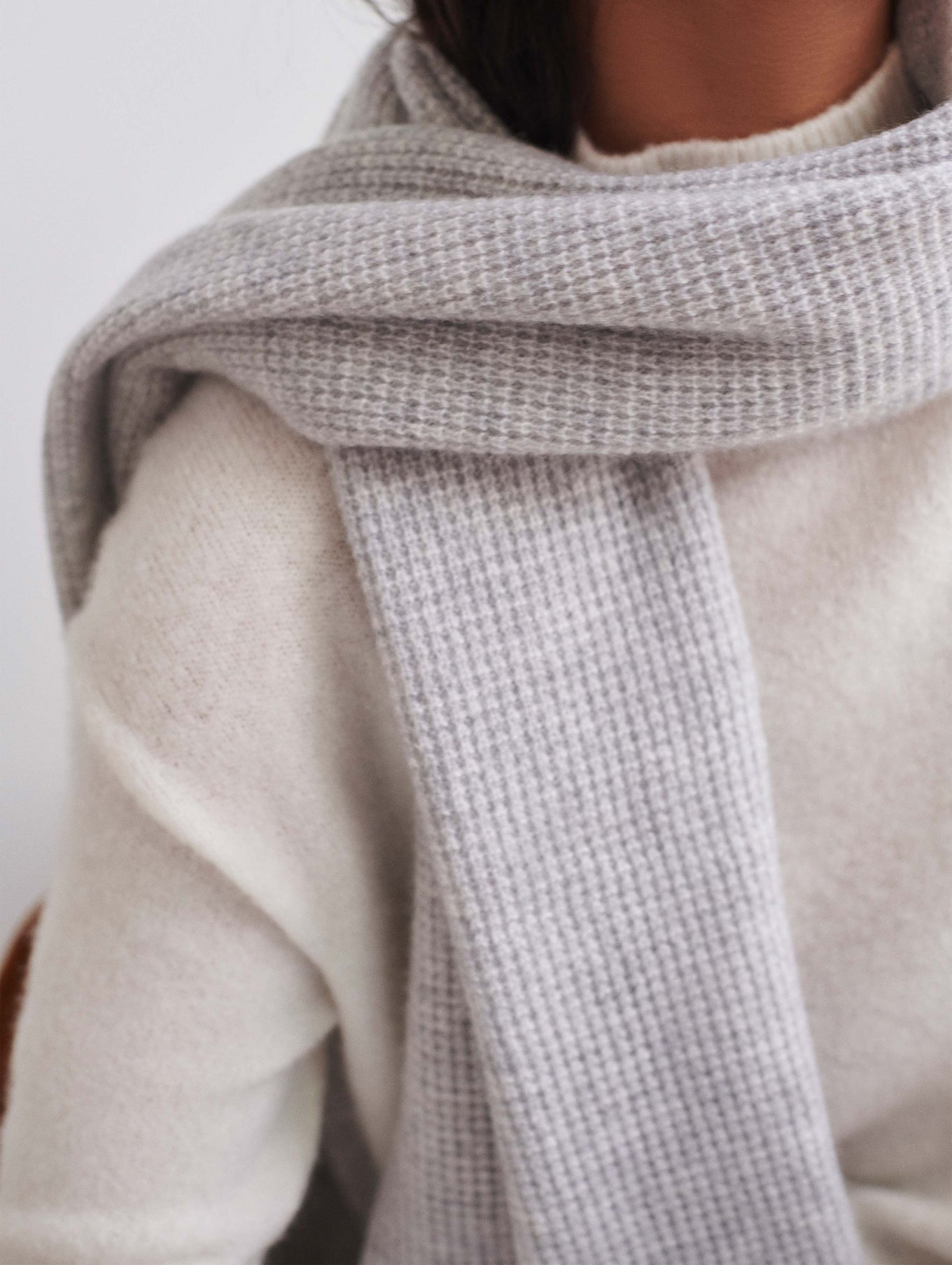 Cashmere Thermal Scarf