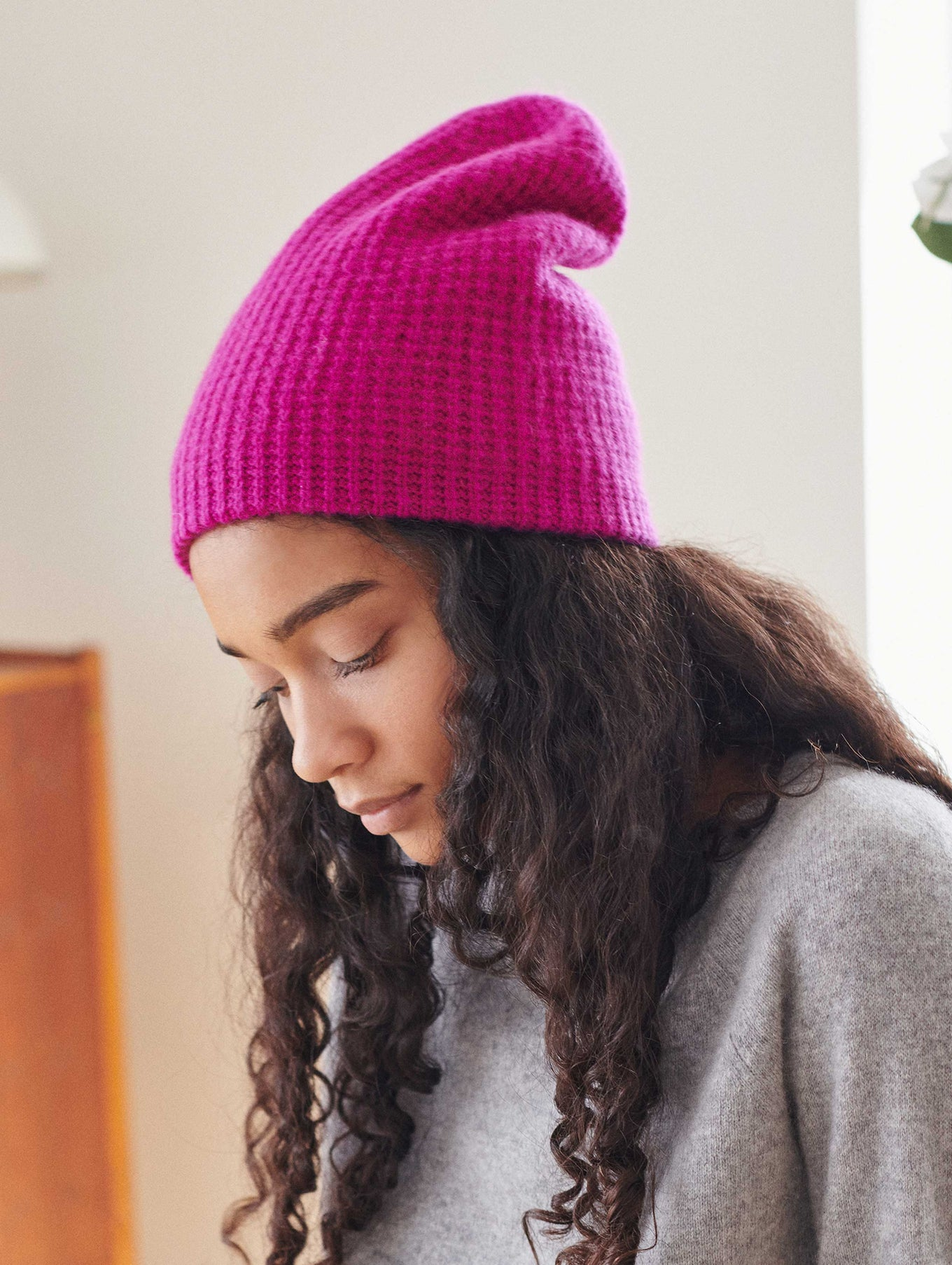 Luxe Cashmere Thermal Beanie