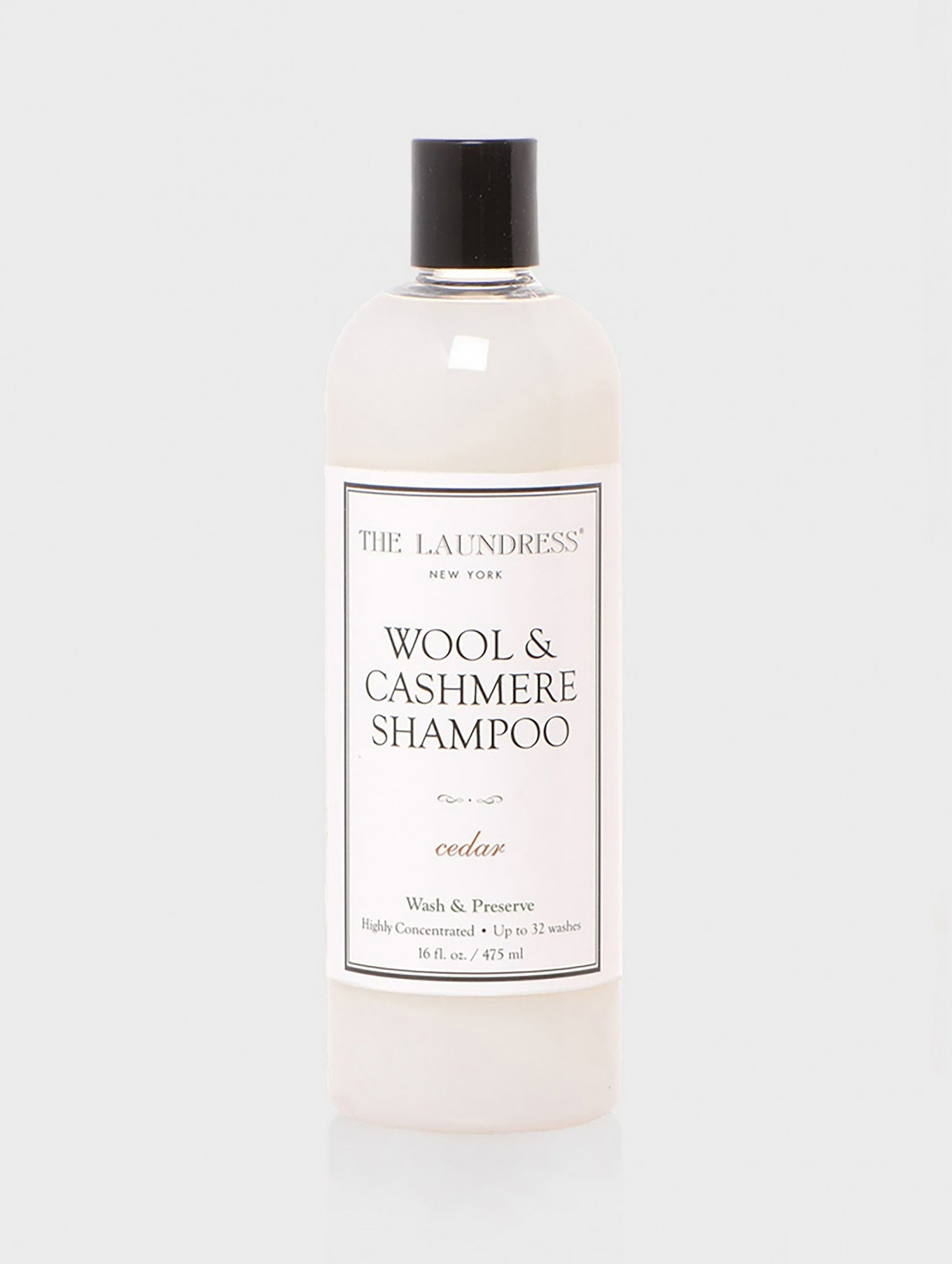 The Laundress Wool & Cashmere Shampoo - Bottle - Image 1