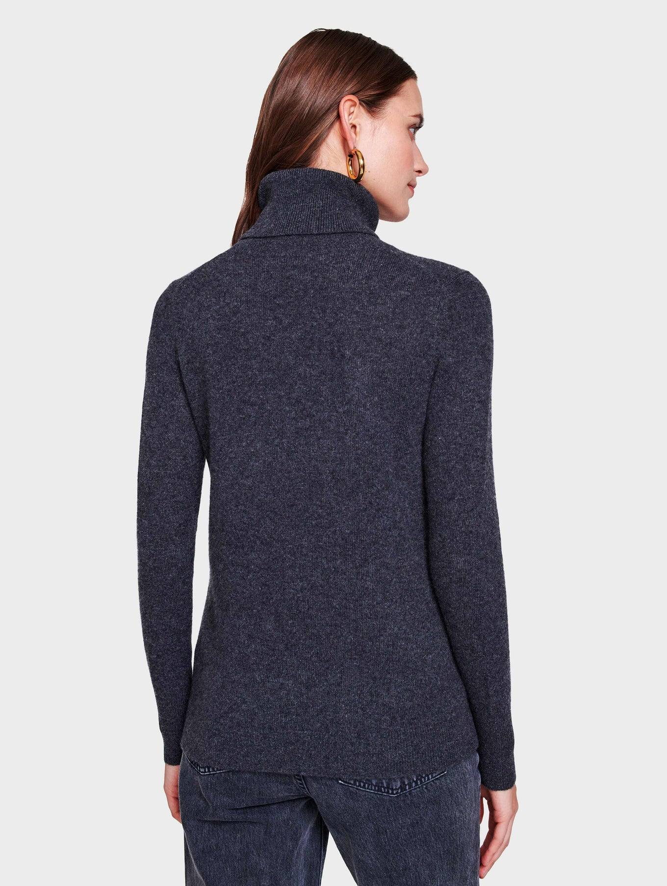 Essential Cashmere Turtleneck