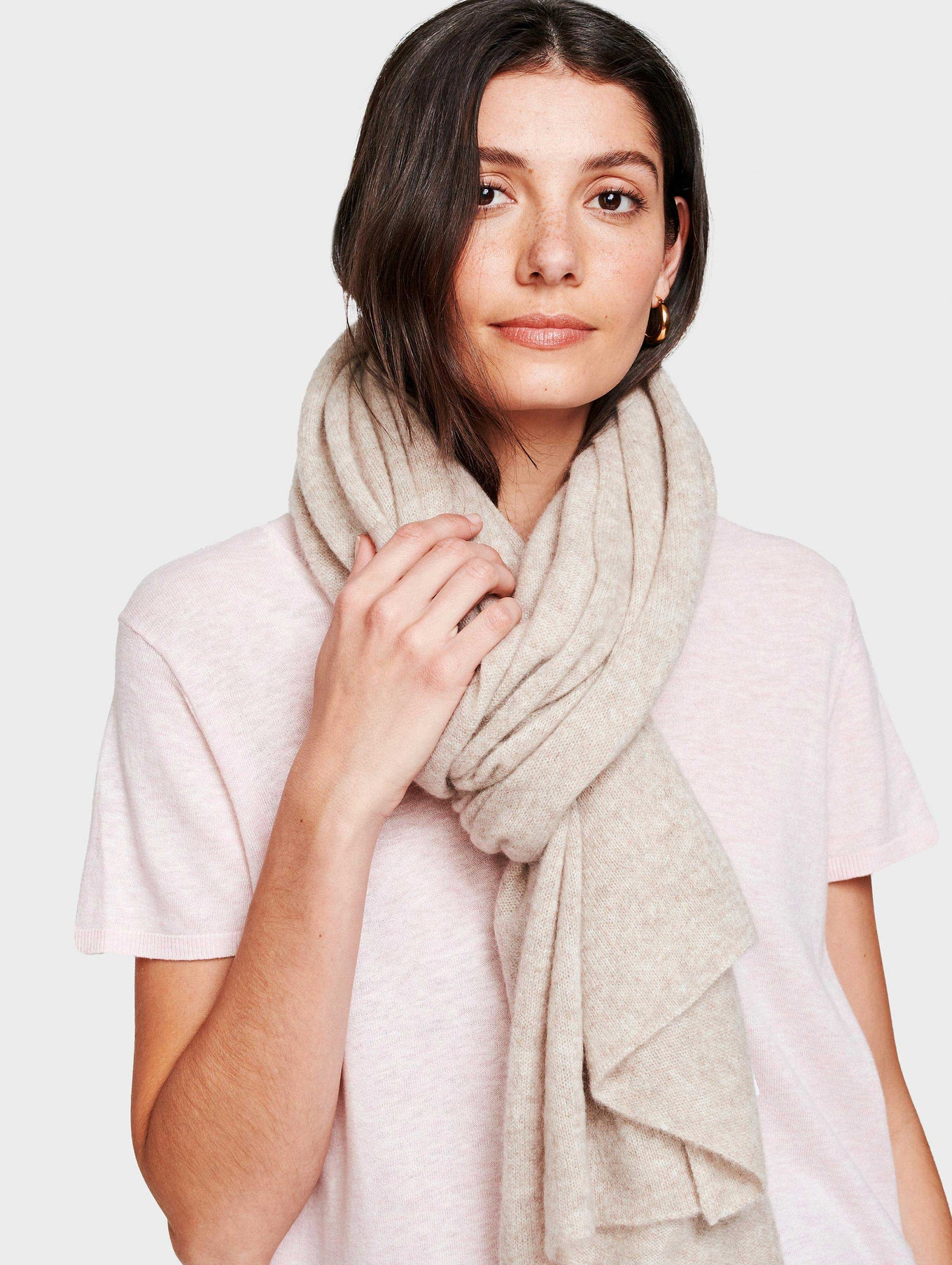 Mini Cashmere Travel Wrap