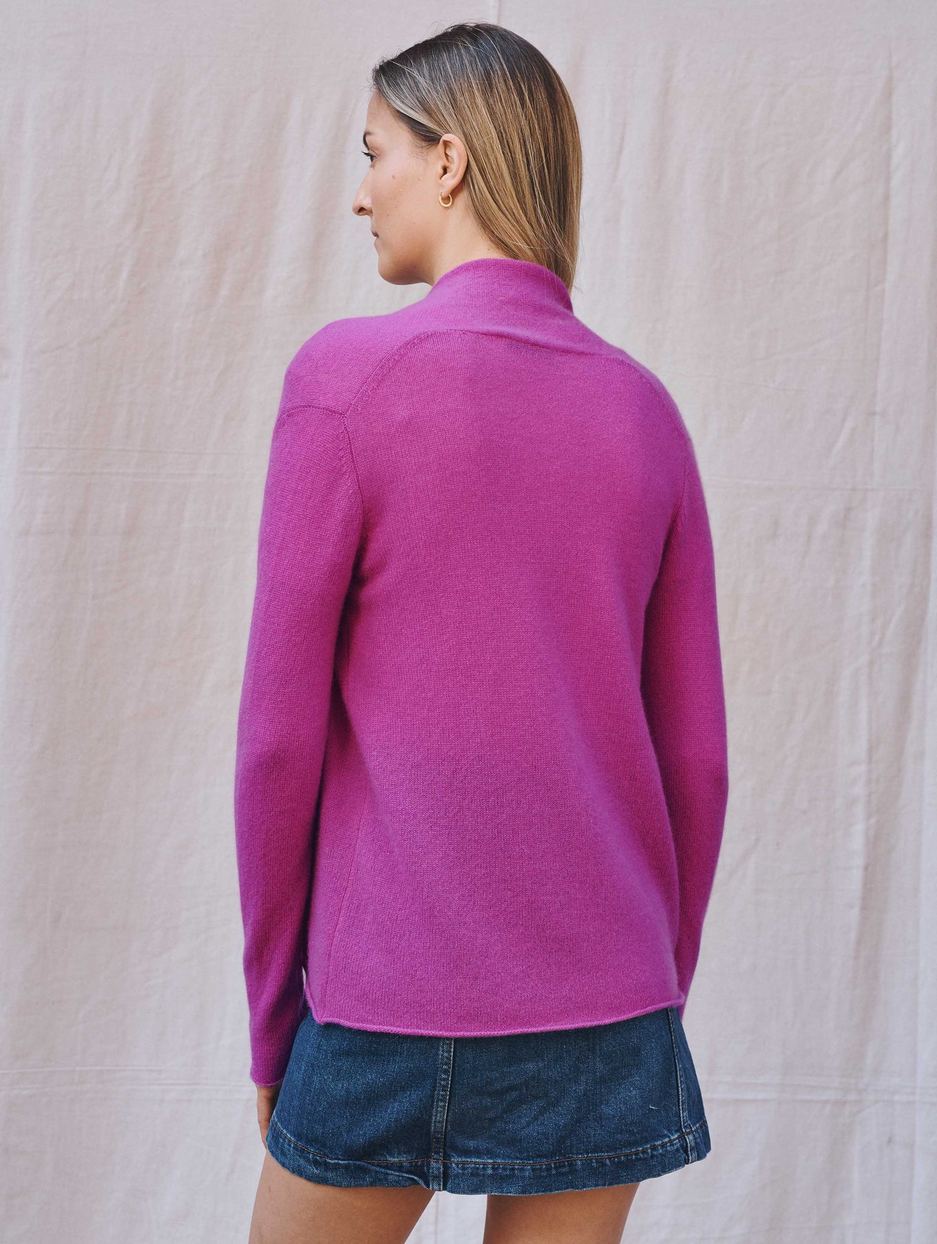 Essential Cashmere Mini Trapeze