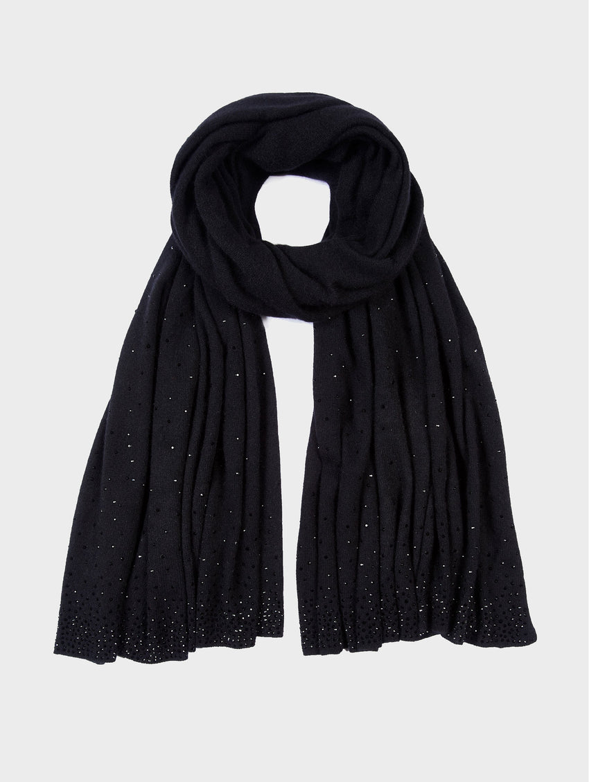 Cashmere Crystal Travel Wrap