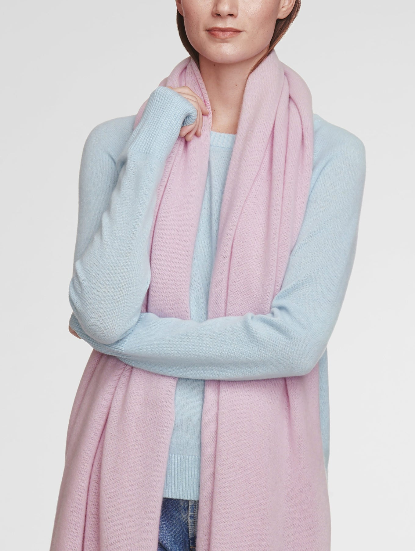 The Women's Alzheimer's Movement Cashmere Travel Wrap