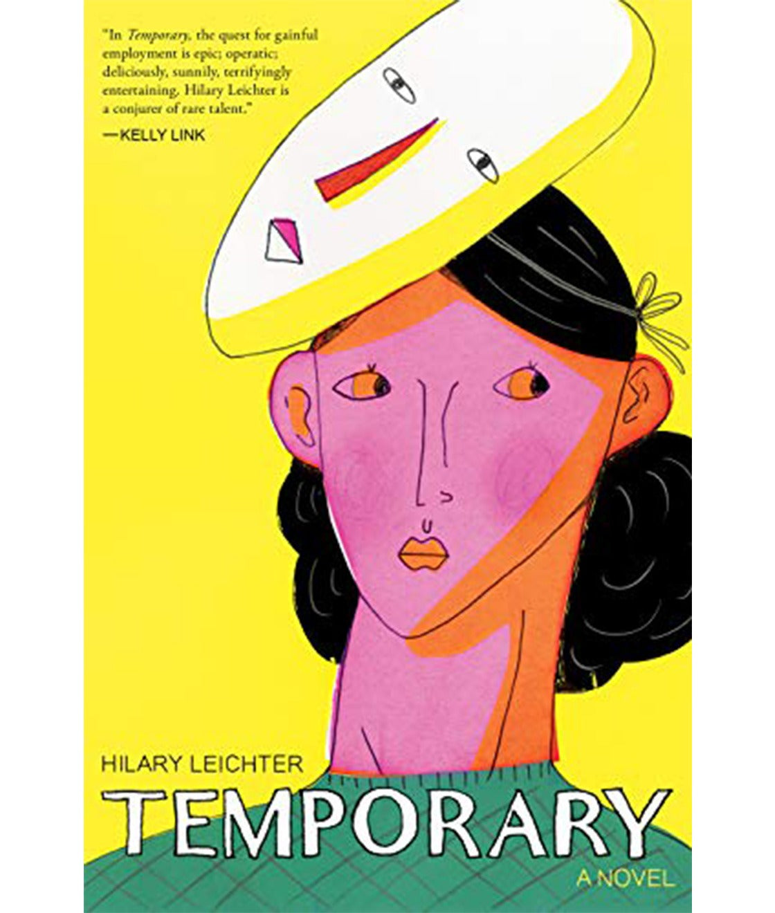 Temporary by Hilary Leichter