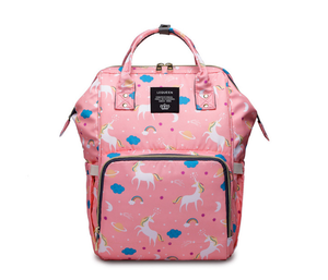 Diaper Bag - Mommy Backpack 07