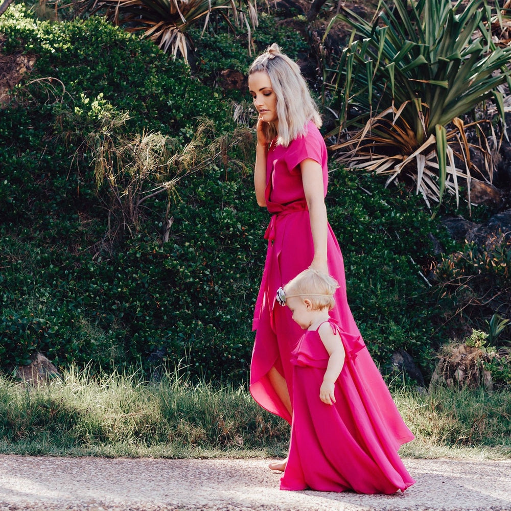 Mommy And Me Outfits - Ruby Dresses