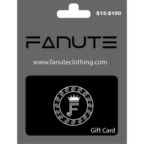 Fanute Clothing Gift Card - Fanute