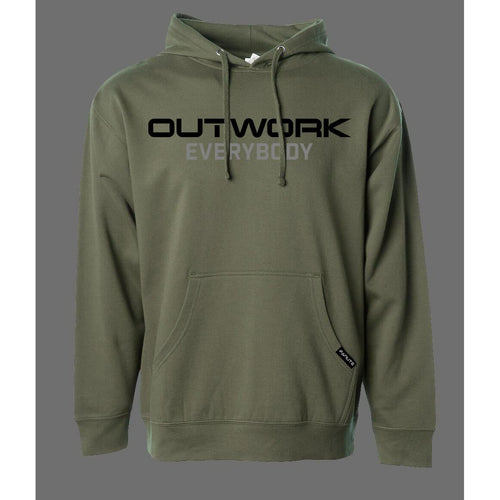 OUTWORK EVERYBODY HOODIE - Fanute