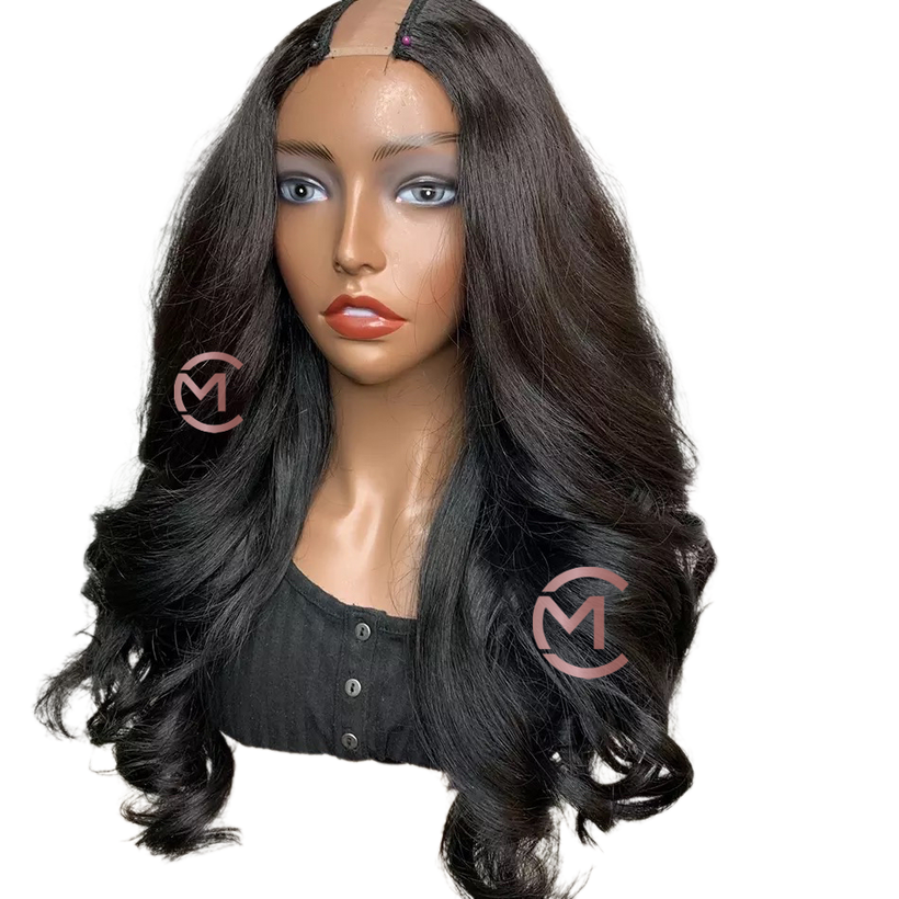 Luxury U-Part Wigs