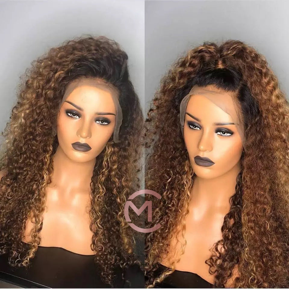 The 'Phoebe' Lace Wig