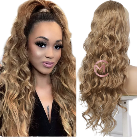 Luxury Body Wave Pony Tail
