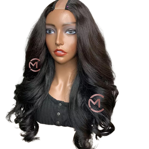 Bouncy Bodywave U-Part Wig