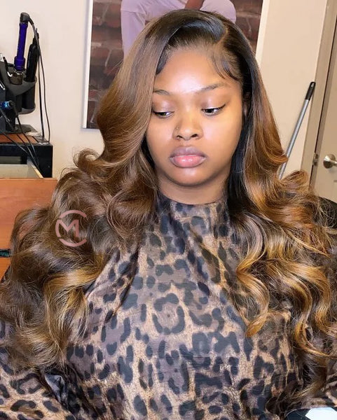 The 'Denise' Lace Wig