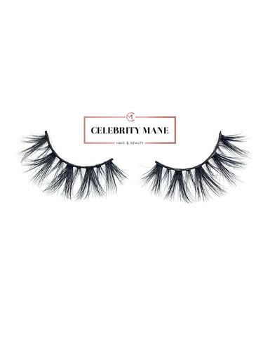 VIP - Extra Long 3D Volume Mink Strip Lash