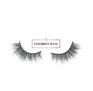 CEO - 3D Volume Mink Strip Lash