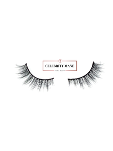 Doll - Wispy Cat Eye Mink Strip Lash