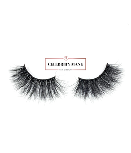 ultra long 3D mink vegan and cruetly free lashes