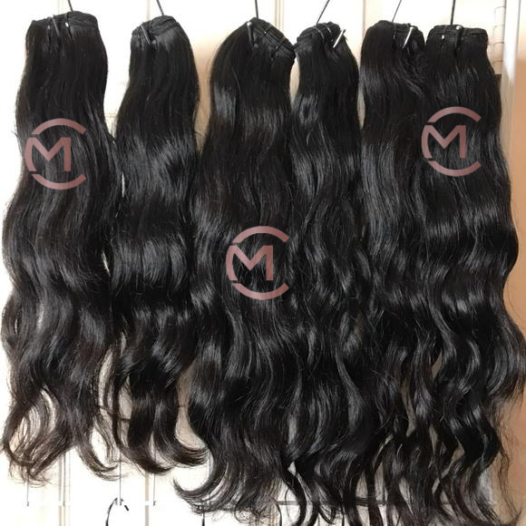 Rare Luxury Wavy Malaysian Hair