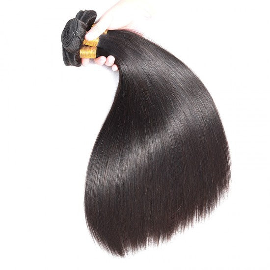 Silky Straight Hair