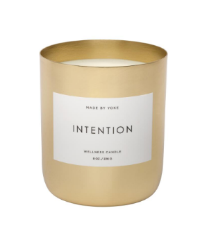 Intention Wellness Candle