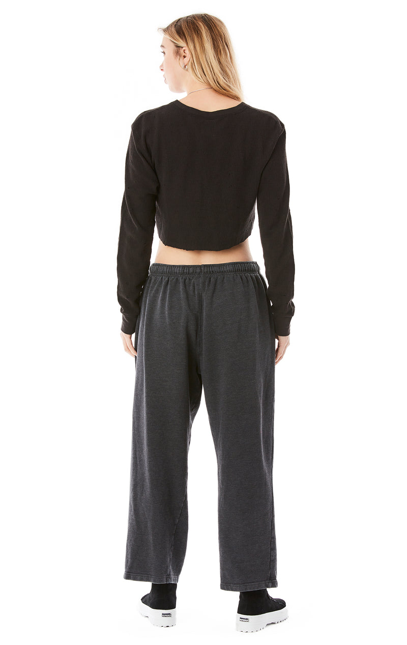 VINTAGE COLLEGE SWEATPANTS