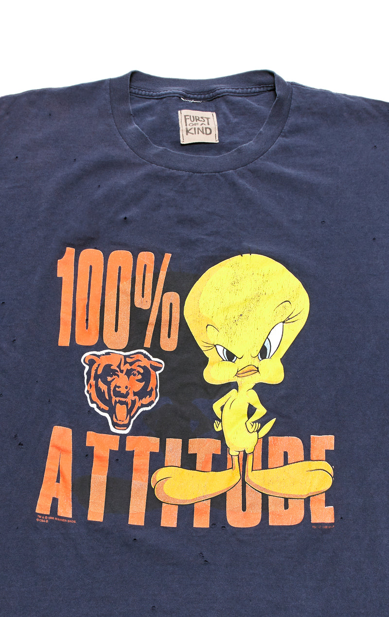 VINTAGE CARTOON SPORTS T-SHIRT
