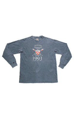 VINTAGE COLLEGE LONG SLEEVE T-SHIRT