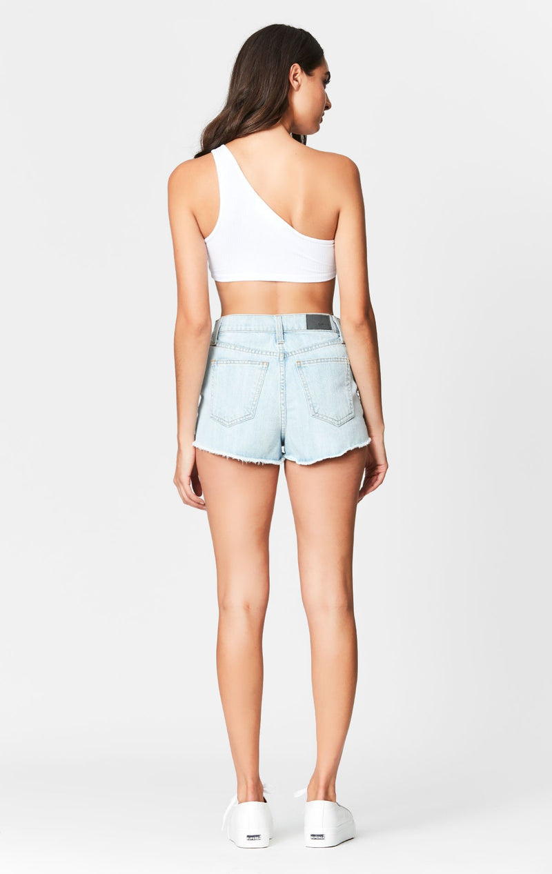 CARMAR DENIM PANDORA TITANIA SHORT BACK