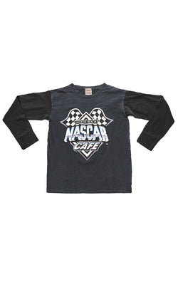 VINTAGE NASCAR LONG SLEEVE T-SHIRT
