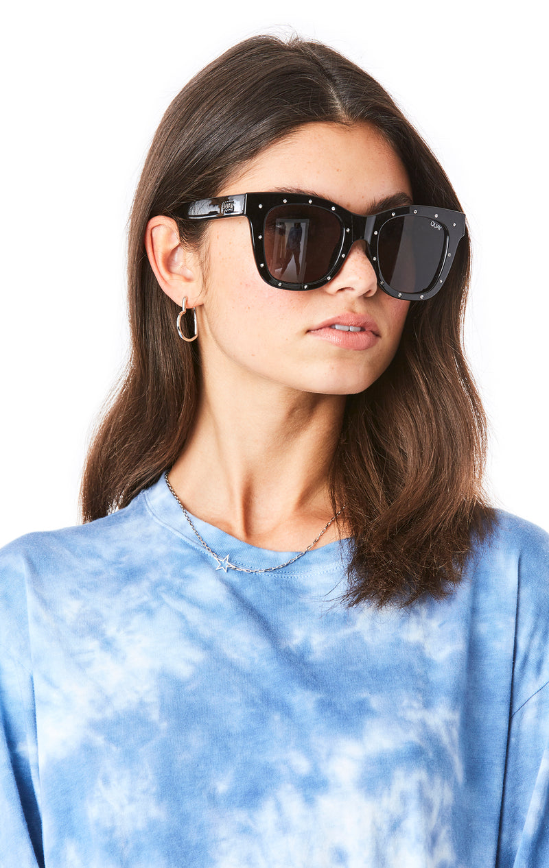 AFTER HOURS RHINESTONES SUNGLASSES