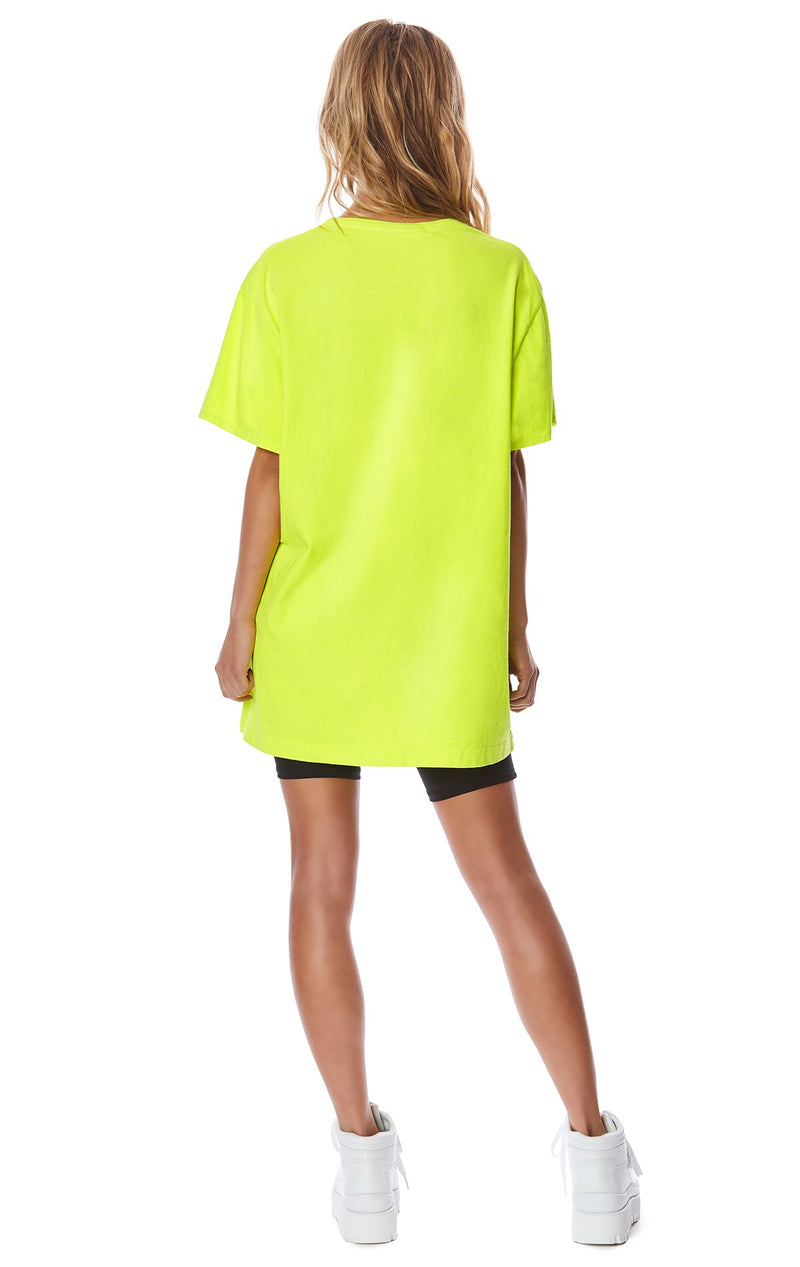 Emma & Sam: NEON OVERSIZED TEE - NOVELTY TEE